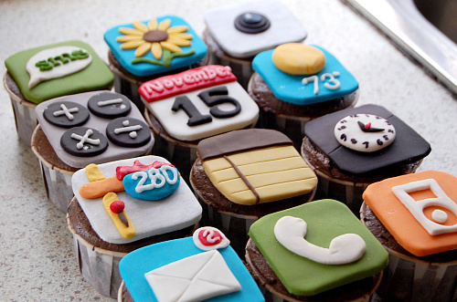cupcake, cute, fod, ipad, iphone
