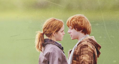 cute, deadroses, deathly hallows, emma, emma and rupert