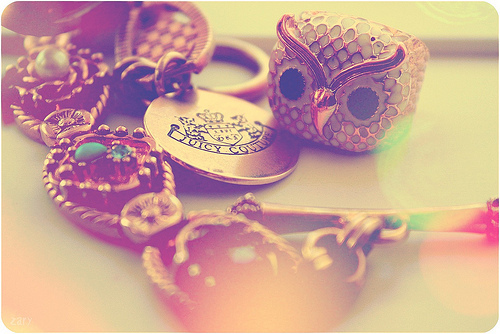 cute, disney princess movies, jewelry, owl, vintage