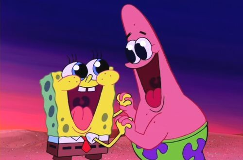 Cute Pictures Of Spongebob And Patrick