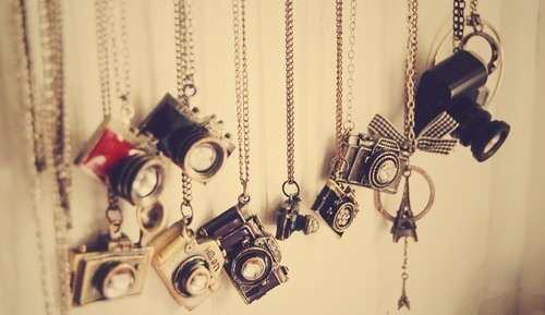 cute, girl, jewerly, photo, photography, vintage