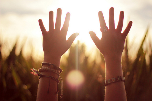 cute, hands, rings, sun
