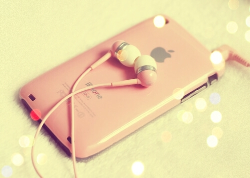 cute, iphone, kawaii, pink, vintage
