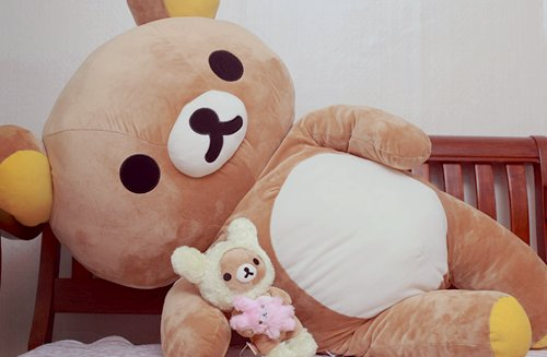 cute, japan, plush, rilakkuma
