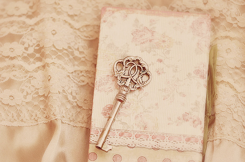 Cute pastel photography pink vintage image 412827 on - Pastel lace wallpaper ...