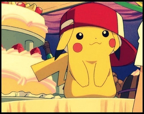 cute, pikachu, pokemon - image #418974 on Favim.com