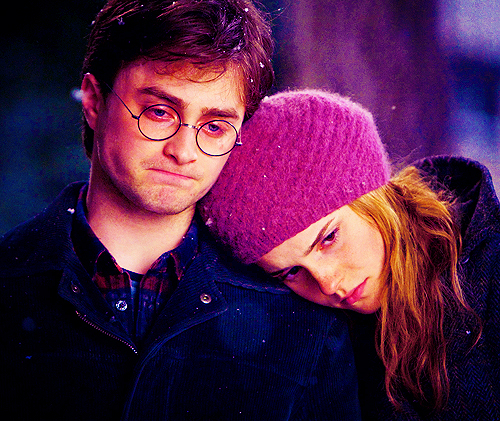daniel radcliffe, deathly hallows, emma watson, film, harry potter
