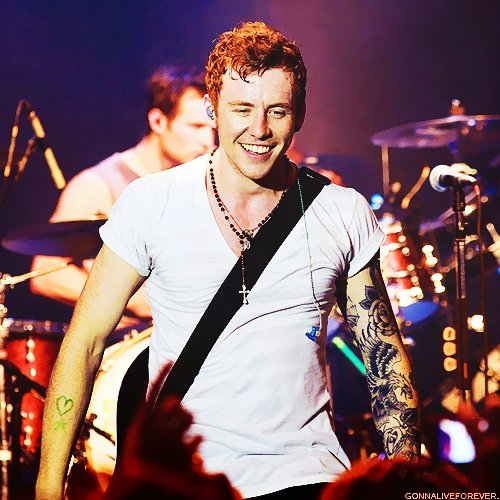 danny jones, mcfly, smile