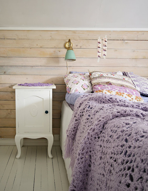 decoration, lilac, room, vintage