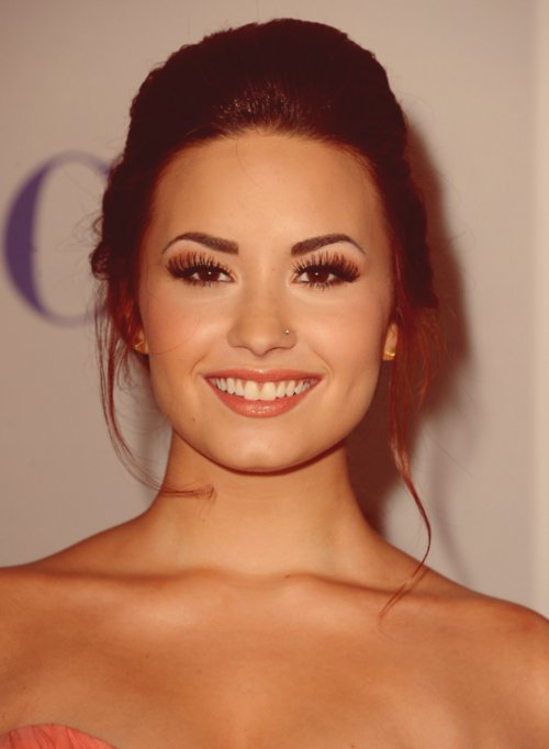 demi lovato, diva, eyes, face, hair, hellyesdemi, hot, lips, make up, nose, perfect, perfection, pretty, sexy, stay strong, unbroken