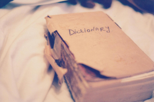 dictionary, lovely, old book, pastel, vintage