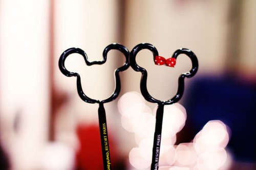 disney, mickey, mickey mouse, minnie mouse, pencil, photography