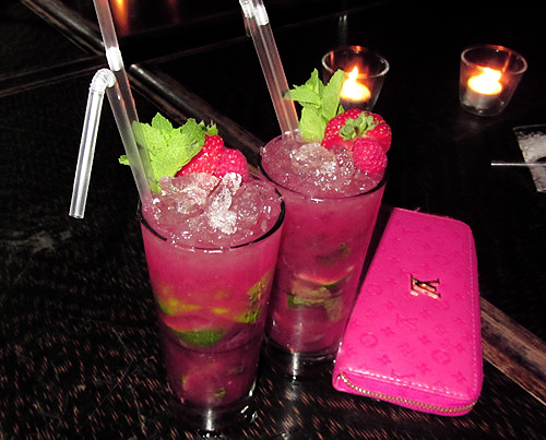 Girly Mixed Drinks With Vodka