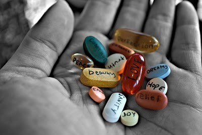 drugs, life, love