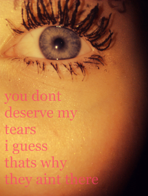 eye, makeup, text