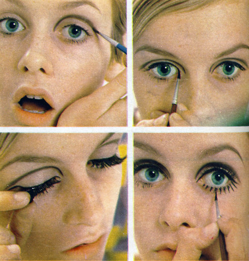 eyes, fashion, girl, make up, twiggy