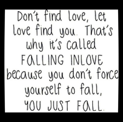 fall, falling in love, love, text