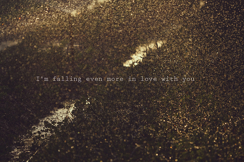 falling in love, hanging by a moment, lifehouse, love, quote