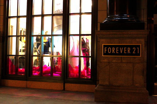 fashion, forever 21, new york, photography, xxi