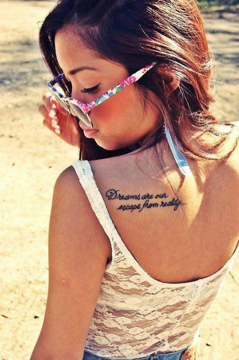fashion, girl, sunglasses, tattoo