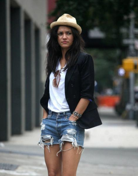 fashion, great, hat, jessica, outfit