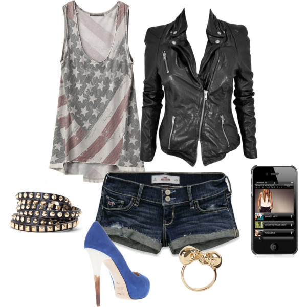fashion, iphone, peep toes, peep toes shoes, perfecto, polyvore, shorts