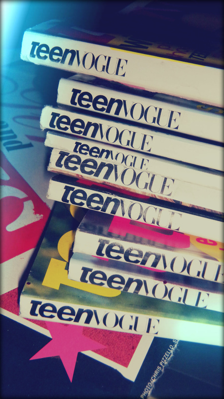 fashion, magazine, photography, teen vouge