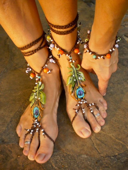 feather, feet, hippie, hippy, nature