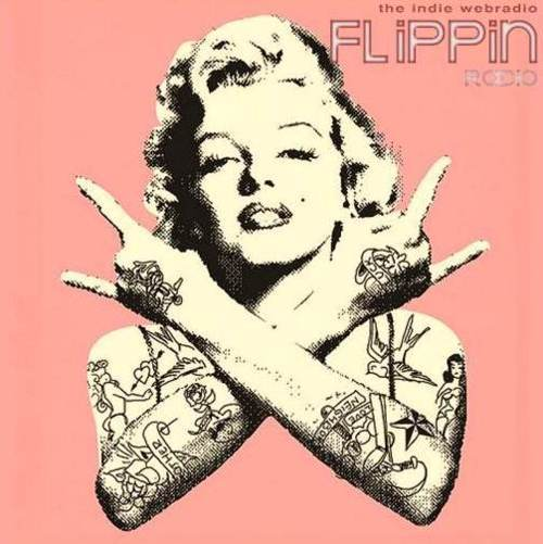 flippinradio, hipster, manson, marilyn, monroe, sexy, tattoo, tattoos