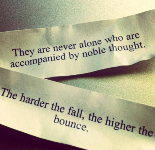 fortune cookie, hope, inspiration, instagram, love, truth