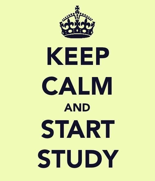 funny, keep calm, studying, true
