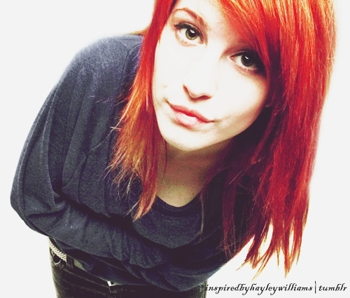 girl, hayley williams, inspiredbyhayleywilliams, music, paramore