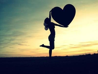 girl, heart, photography