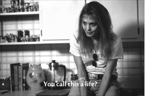 girl, life, movie, quote, quotes