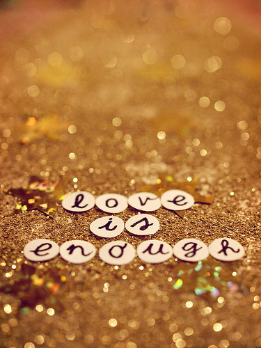 glitter, gold, inspirational, love, words