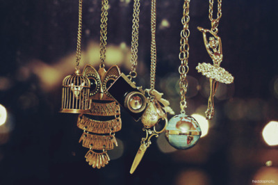 gold, jewelry, necklace, owl, owls