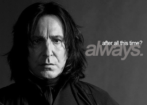 harry potter, quote, severus, severus snape, snape