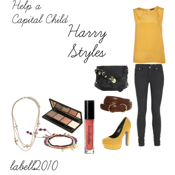 harry styles, one direction, polyvore