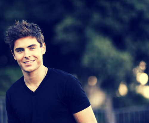 hot, love, men, zac efron