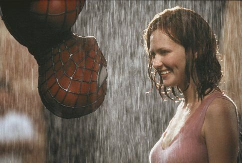 imdb, kirsten dunst, movie, rain, spider man