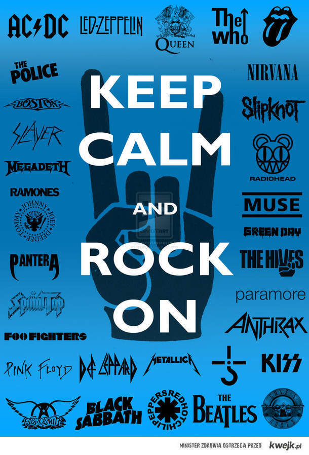 indie bands, keep calm, muse, paramore, rock, text