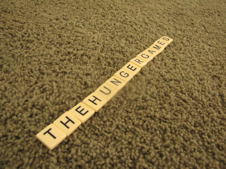 katniss, peeta, photography, scrabble, text