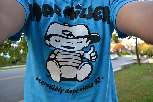 kids, mac miller, most dope, photography, t-shirt