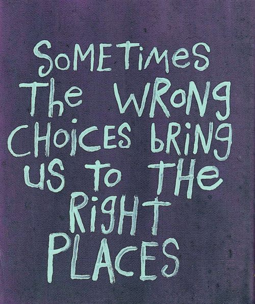 life, people, place, quotes, right, wrong