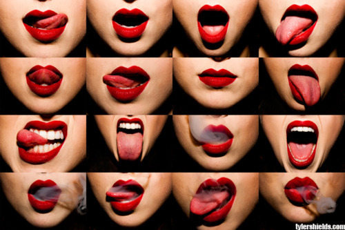 lips  photography  red...