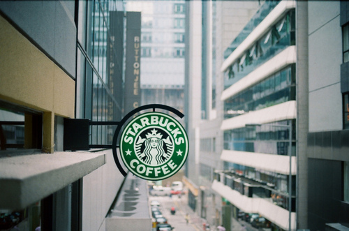 logo, new york, photography, starbucks