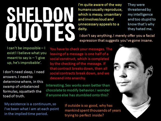 lol, quotes, sheldon, tbbt