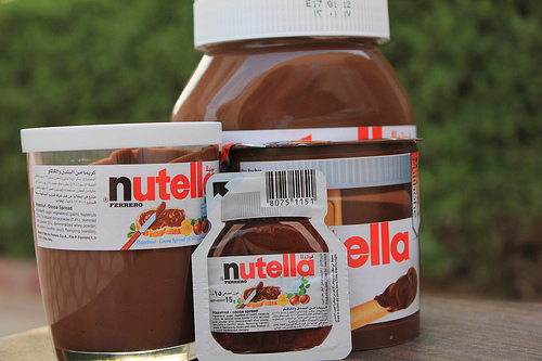 love, nutella, photography, yummy