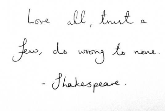 love quote shakespeare trust image 416828 on