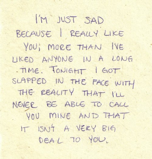 Depressing Love Quotes : Sad Love Quotes Quotes about Sad Love Two Million Famous Quotes